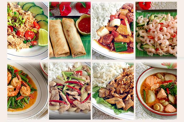 Thai Tip Foods Loviisa Lounas Lunch Restaurang Ravintola